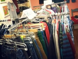 Encore Resale Clothing Store in Chicago Hyde Park