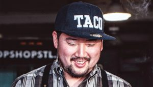 Chef David Choi owner of Seoul Taco Hyde Park