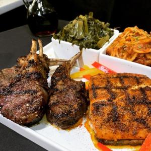 The Soul Shack Restaurant in Hyde Park Chicago