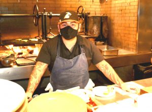 El Oso, a new culinary residency debuts at The Promontory